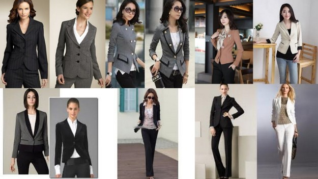 Style dan Model Celana Kerja Wanita