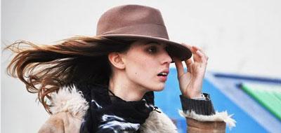 Fashion topi wanita februari